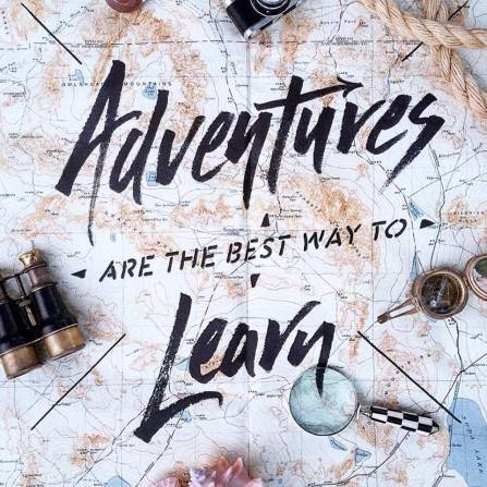 adventures-best-way-to-learn-travel-daily-quotes-sayings-pictures