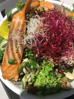 Lounge salads