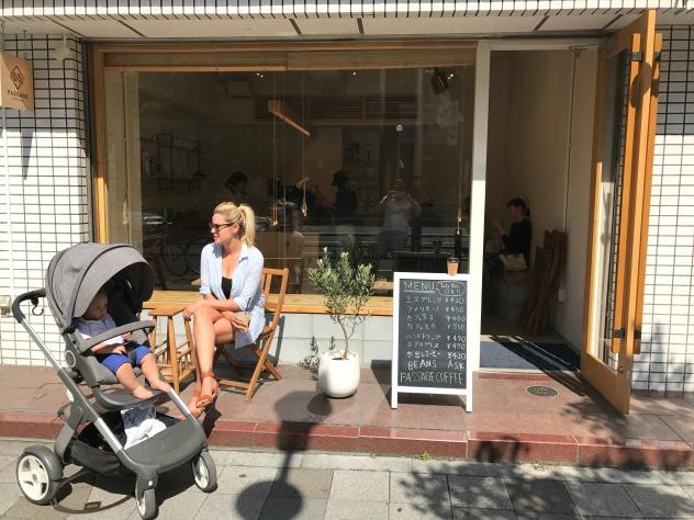 Passage Cafe - Mita