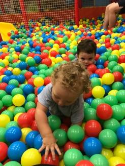 Small Kidsplay area above Bills