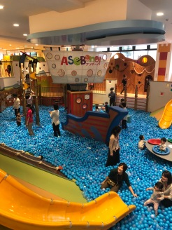 asobono tokyo dome city